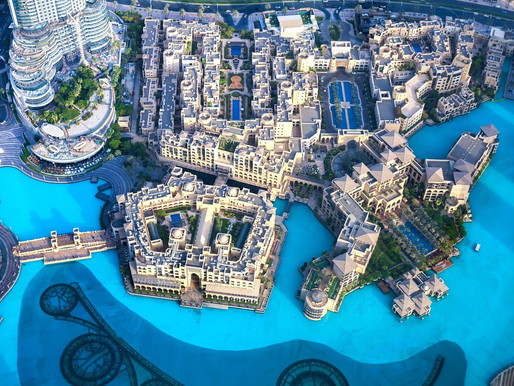 5 Things To See And Do in Dubai
