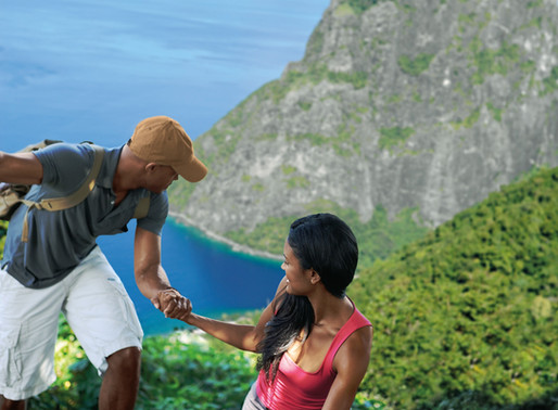St. Lucia, A Perfect Romantic Getaway in the World's Leading Honeymoon Destination