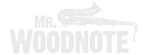 Mr Woodnote, Mr Woodnote Logo