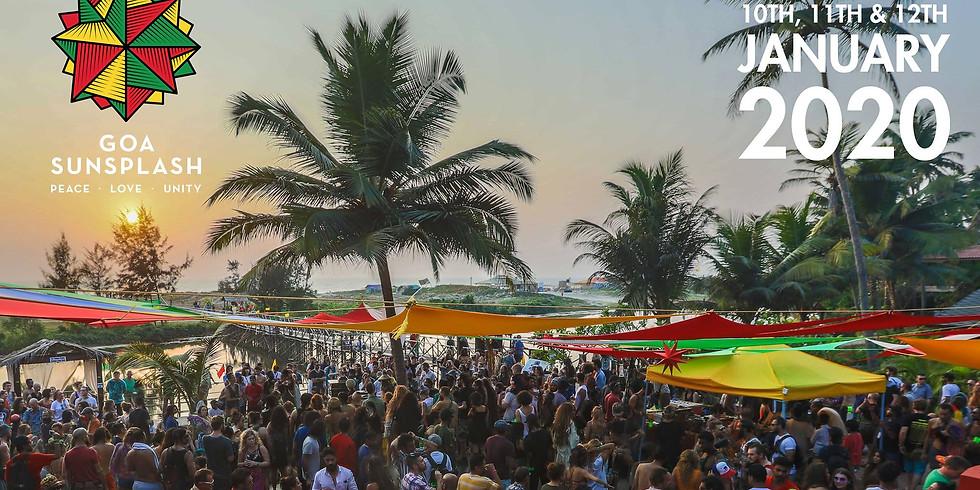 Goa Sunsplash 2020