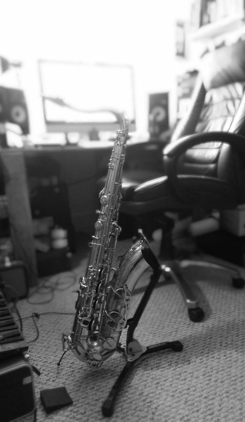 Mr Woodnote, Yamaha Tenor Saxophone, YTS-62