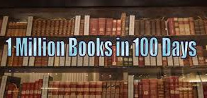 Path To Publishing CEO & Founder, honored to be a part of #1MillionBooksIn100Days...