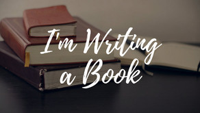 """5 Things to do while writing your book"""