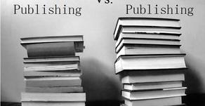 """Self-Publishing Vs. Traditional Publishing: A Simple Breakdown at Last!"""
