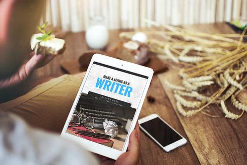 "Day 3 - Digital Slides ""Make a Living as a Writer"""