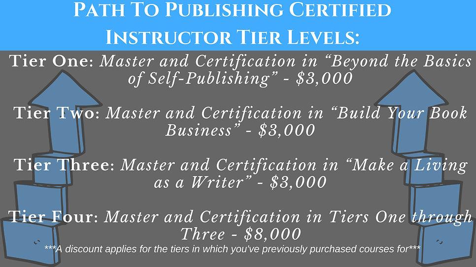 P2P Certification & Verification Prog pg