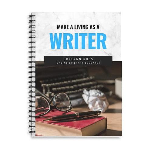 "Day 3 - Hardcopy Slides ""Make a Living as a Writer"""
