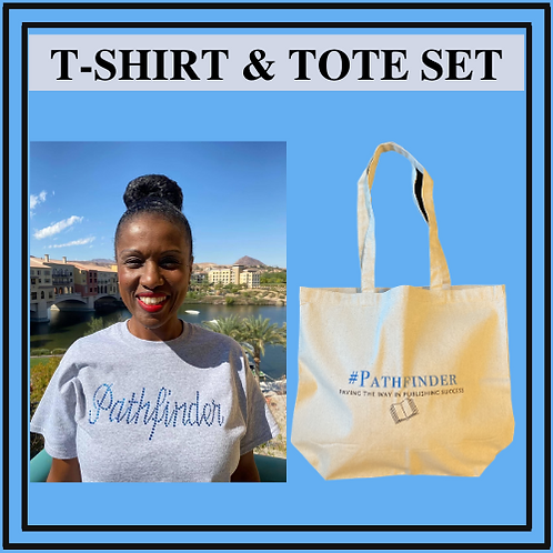 Pathfinder Combo T-shirt/Tote Set