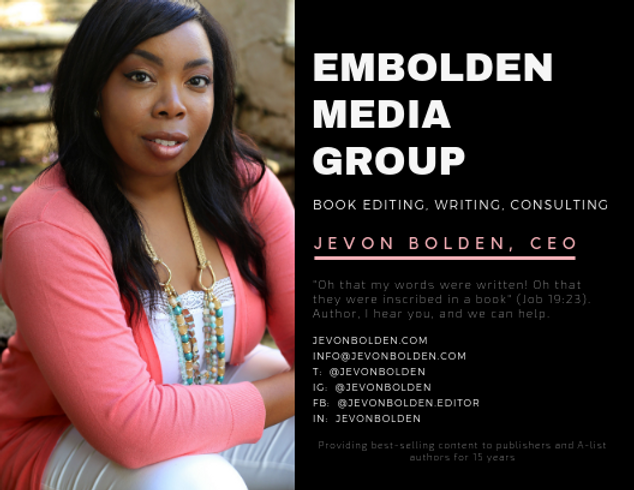 Bolden, Jevon_Path to Publishing Ad Bann