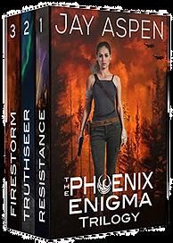 Phoenix Enigma Trilogy Jay Aspen