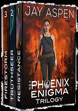 The Phoenix Enigma Trilogy 1 Jay Aspen