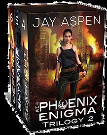 Phoenix Enigma Trilogy 2 Jay Aspen