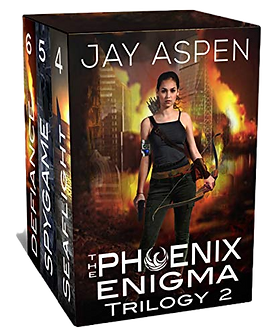 The Phoenix Enigma Trilogy 2 Jay Aspen