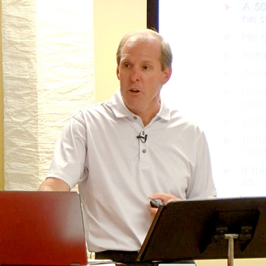 Stephen Palmer Speaker