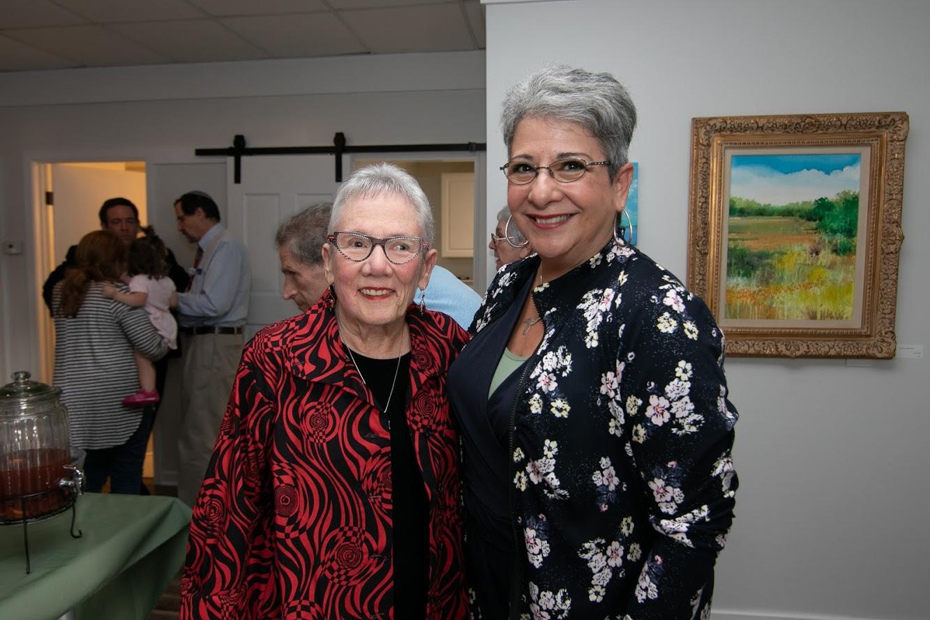 Jane Lipman and Mtizi