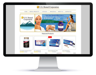 U.S. Dental Corporation website Website.