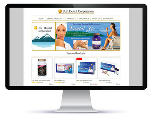 U.S. Dental Corporation website Website.