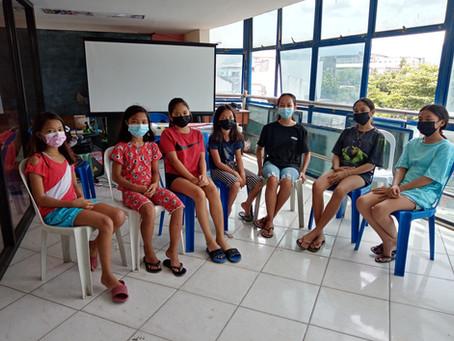 Community Mentorship in Sambag 1 with Coach John Paul