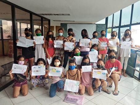 Community Mentorship in Sambag 1 with Coach Robelyn