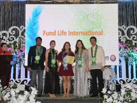 FundLife awarded as an outstanding partner by the Department of Education