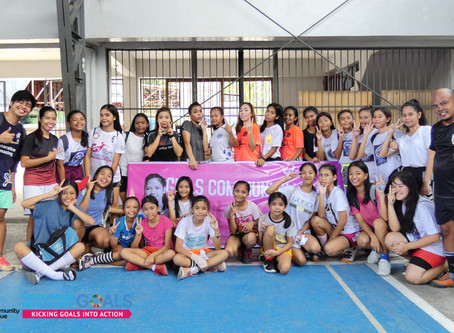Girls Community League - Tacloban commences new season with more teams