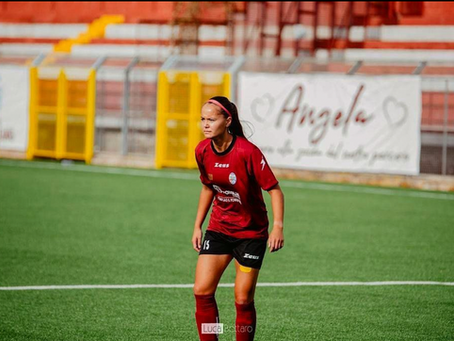 A Player, A Dreamer: Getting to Know Catherine Graversen