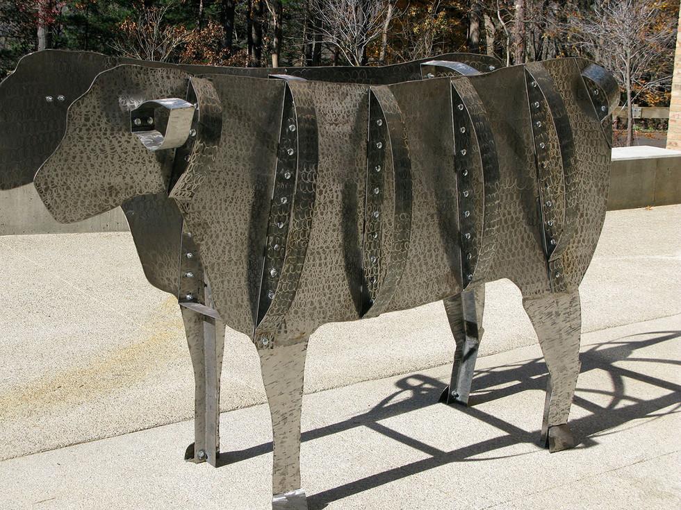 Toda una vaca, 2012.