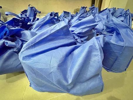GirlsGotThis Fiesta Packs distribution in partnership with Bidlisiw Foundation in Danao City