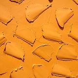Accidenté mur orange