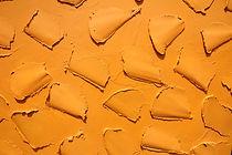 Nerovnoměrné Orange Wall