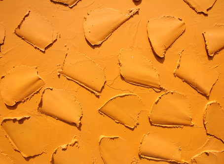 An Ode to the Color Orange