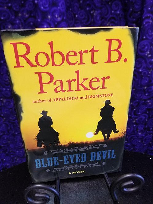 Blue-Eyed Devil by Robert Parker