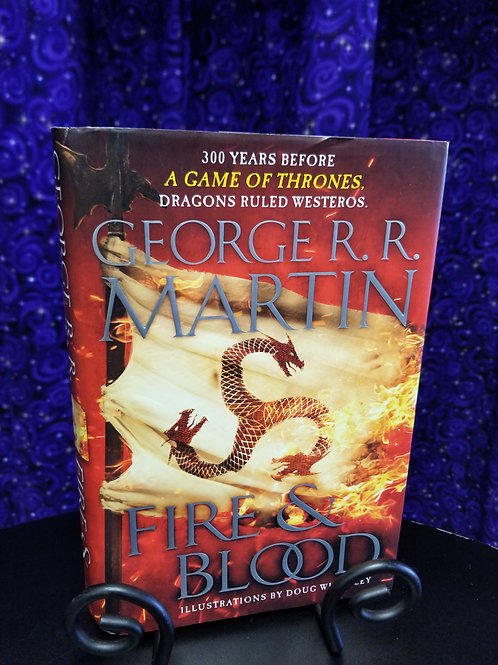 Fire & Blood by George R.R Martin