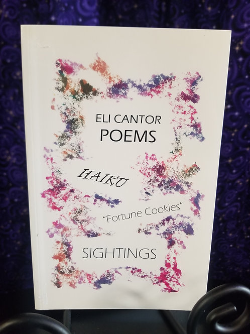 Eli Cantor: Poems