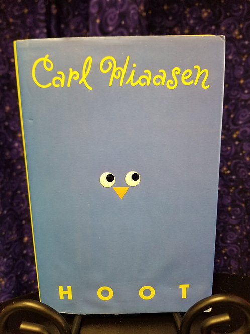 Hoot by Carl Hiaasen