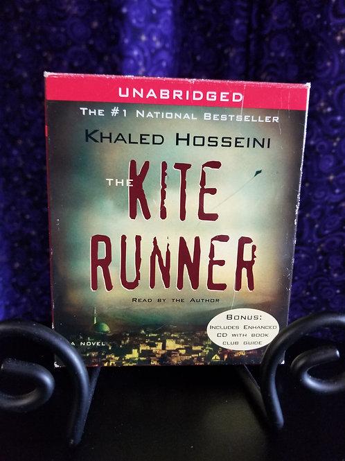 Kite Runner by Khaled Hosseini- Audiobook