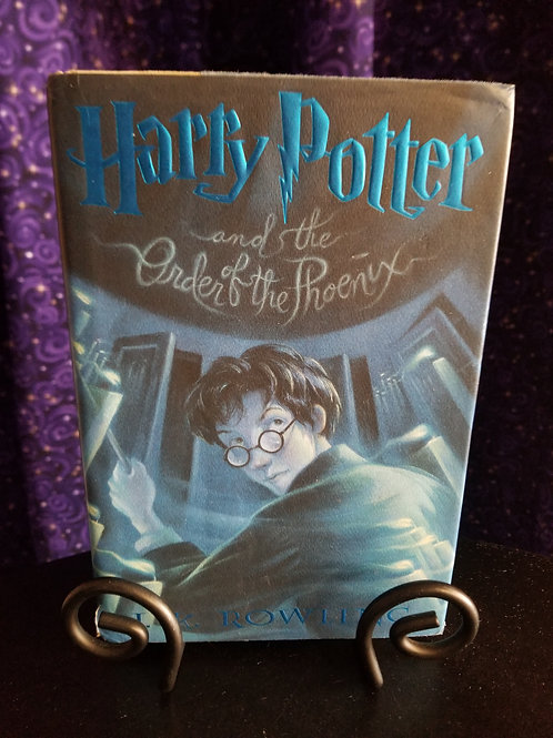 Harry Potter & The Order of the Phoenix by J.K. Rowling