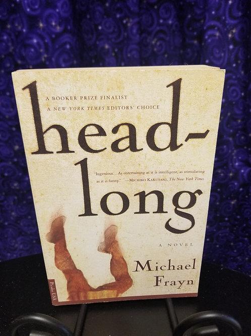 Head-Long by Michael Frayn