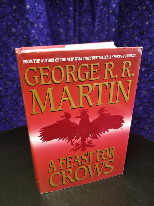 Feast For Crows by George R.R. Martin