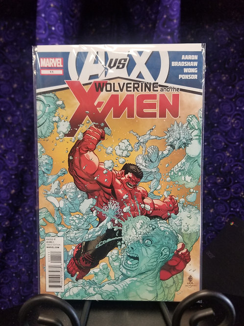 A vs. X: Wolverine and the X-Men