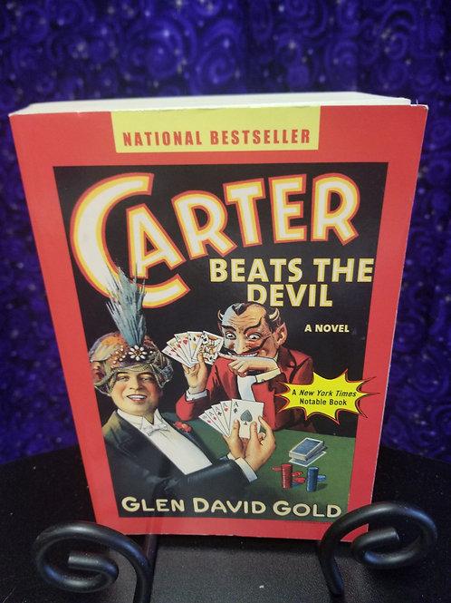 Carter Beats the Devil by Glen Gold