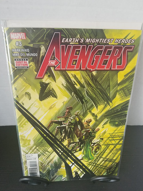 Earth's Mightiest Heroes: Avengers #3