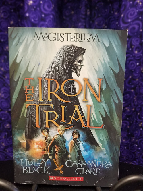 Magisterium: The Iron Trial by Black/Clare