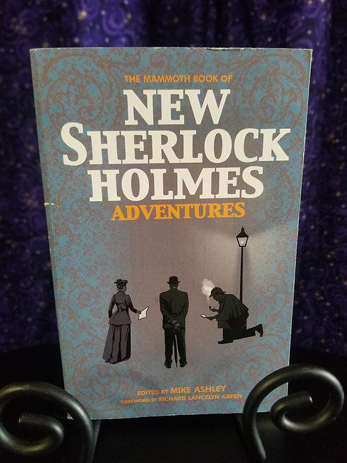 Mammoth Book of New Sherlock Holmes Adventures