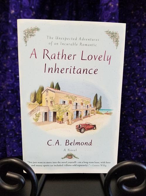A Rather Lovely Inheritance by C.A. Belmond