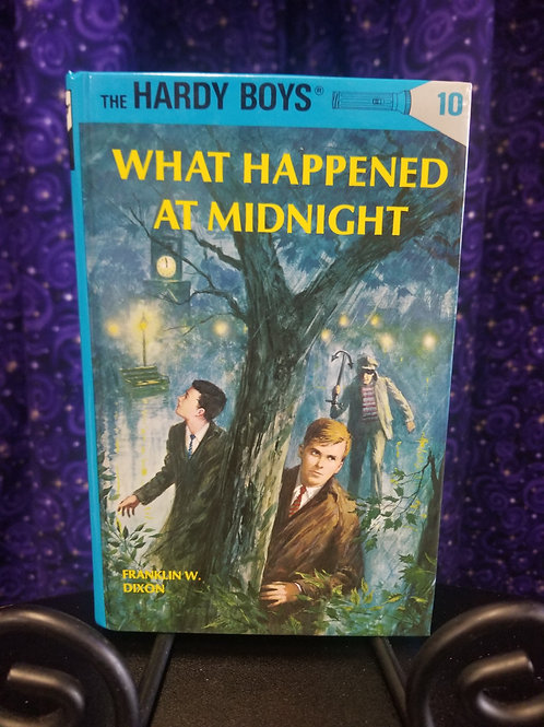 Hardy Boys: What Happened at Midnight