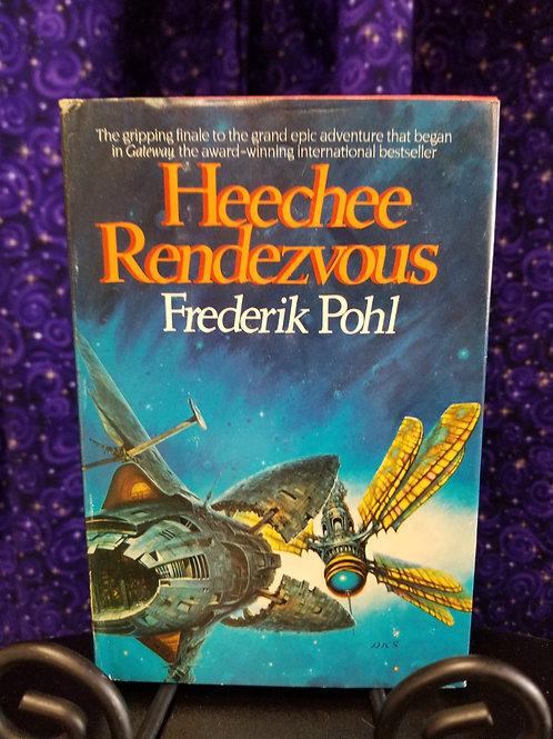 Heechee Rendezvous by Frederik Pohl