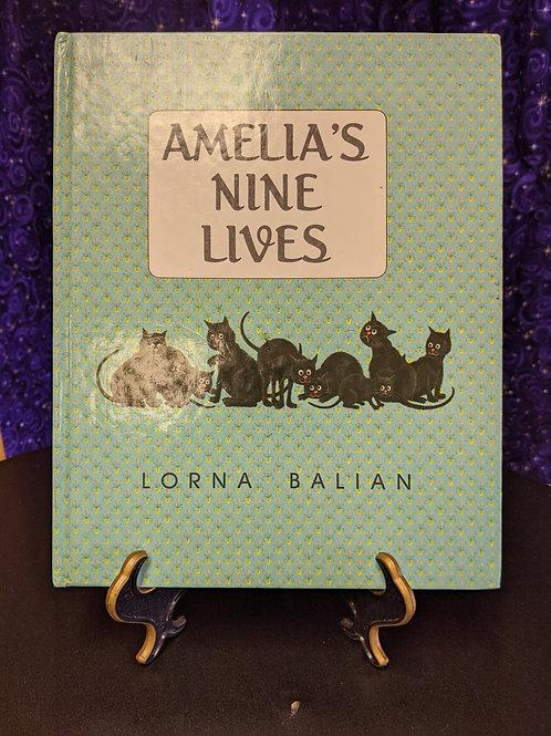 Amelia's Nine Lives by Lorna Balian