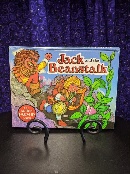 Jack and the Beanstalk POP-UP Book