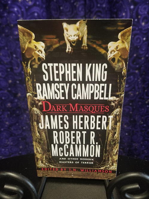 Dark Masques: King, Campbell, and Other Dark Masters of Horror